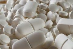 Píldoras/drogas Fotos de archivo libres de regalías