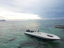 Półdupka półdupka wyspa Semporna Sabah Obrazy Royalty Free
