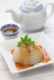 Półdupki bladzi, bawan, tajwańska mega klucha, Obraz Stock