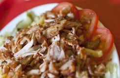 półkowy kebab turkish zdjęcie stock