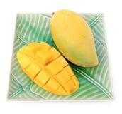 półkowy mango kolor żółty Fotografia Stock