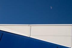 Półksiężyc księżyc 2 Fotografia Royalty Free
