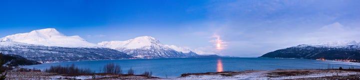 północna piękno panorama Obraz Stock
