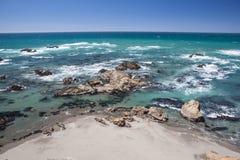 Północnego Kalifornia wybrzeże 1 Fotografia Royalty Free