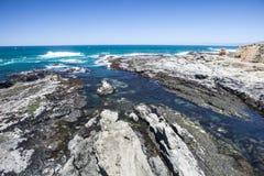 Północnego Kalifornia wybrzeże 2 Zdjęcie Stock