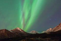 Północni światła Zdjęcie Stock