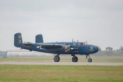 Północnoamerykański B-25 Mitchell Obraz Stock