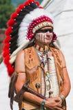 Północnoamerykański Indianin Obrazy Stock