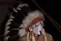 Północnoamerykański Indianin Fotografia Stock