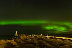 Północny światło Fotografia Royalty Free