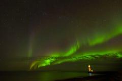 Północny światło Zdjęcia Royalty Free