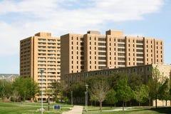 północny Colorado uniwersytet zdjęcia stock