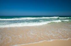 Północny Fuerteventura, Grandes playas Zdjęcia Royalty Free