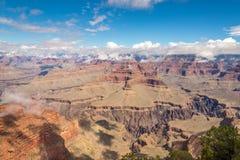 Północny obręcz Uroczysty jar - widok od Hopi punktu obraz royalty free