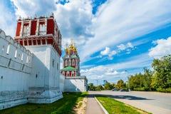 Północny wejście klasztor Obraz Stock