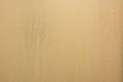 Półprzezroczystej wody mokry tło w łazience Zdjęcia Royalty Free