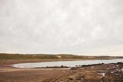 Półwysep De Valdes, puerto madryn, patagonia Argentina obraz stock