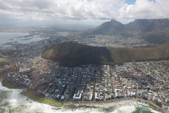 Półwysep Kapsztad Południowa Afryka fotografia stock