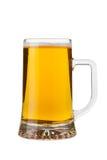 Pół kwarty piwo Zdjęcia Stock