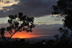 Półmrok w Puebla6 Zdjęcie Royalty Free