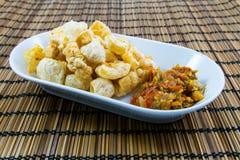 północ Thailand jedzenie Zdjęcie Stock