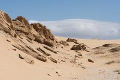 Północna afrykanin pustynia Zdjęcia Royalty Free