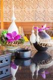 Północna Tajlandzka waza Obraz Royalty Free