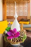 Północna Tajlandzka waza Obraz Stock