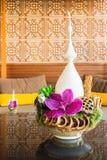 Północna Tajlandzka waza Zdjęcie Royalty Free