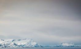 Północne góry Zdjęcia Stock