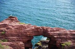 Północne Scotland falezy Zdjęcie Stock