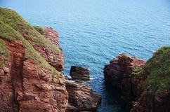 Północne Scotland falezy Zdjęcia Stock