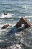 Północnego Kalifornia linia brzegowa 1 Zdjęcia Stock
