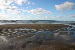 PÓŁNOCNEGO morza lato Obraz Stock