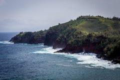Północni brzeg Maui Hawaje Zdjęcia Stock