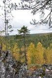 Północni Urals Obraz Stock