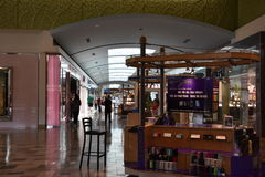 Północno-wschodni centrum handlowe w Hurst, Teksas Fotografia Stock