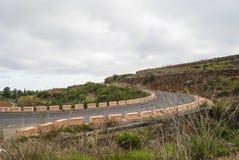 Północno-zachodni góry Tenerife, wyspy kanaryjska Fotografia Stock