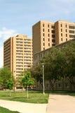 północny Colorado uniwersytet Obrazy Stock