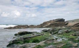 Północny Cornwall Zdjęcia Stock