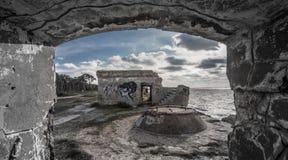 Północny fort Obrazy Stock