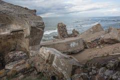 Północny fort zdjęcie royalty free
