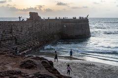 Północny Goa, India Obraz Royalty Free