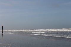 północny morze Zdjęcia Royalty Free