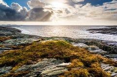 Północny morze Obrazy Royalty Free