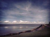 Północny morze Zdjęcie Royalty Free