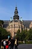 Północny muzeum w Sztokholm Obrazy Royalty Free