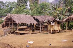 północny niewywrotny Vietnam Fotografia Stock