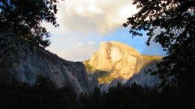 Północny twarz symbol w Yosemite parku narodowym Fotografia Stock