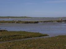 Północny Uist, Hebrides Zdjęcie Royalty Free